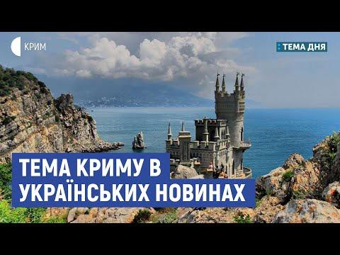 Крим в українських новинах | Суслов, Матвійчук | Тема дня