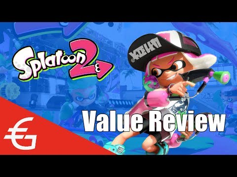 Value Review: Splatoon 2 video thumbnail