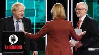 Your Verdict: The Johnson v Corbyn Debate