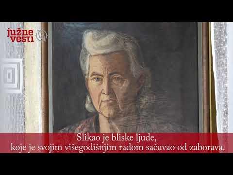 Karakter i duh Vlasotinčana utisnuti na portretima u Giginoj kući