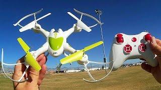 Bolon K950 Sport Drone Flight Test Review