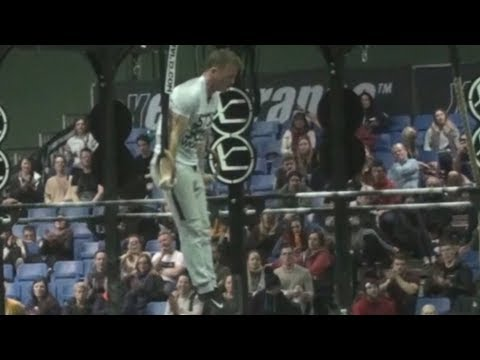 WORLD RECORD ~  Unbroken Strict Ring Muscle Ups!!