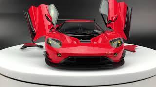 AUTOart Ford GT Le Mans (Presentation)