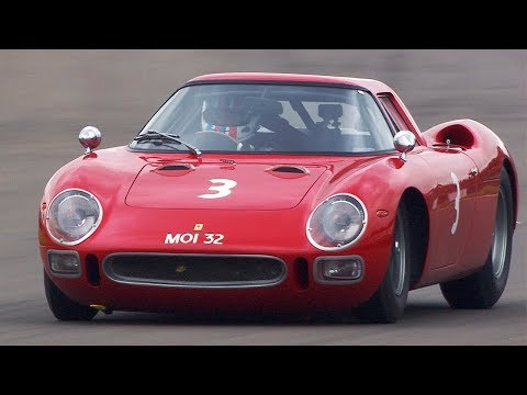Ferrari 250 LM At Goodwood Revival | Chris Harris Drives | Top Gear