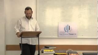 """אמירת הלל ביום העצמאות - ר' שמואל בלישע הי""""ו"""
