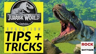 9 Jurassic World Evolution Tips And Tricks To Avoid Dino Disaster