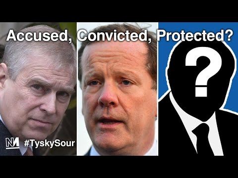 Accused, Convicted, Protected? | #TyskySour