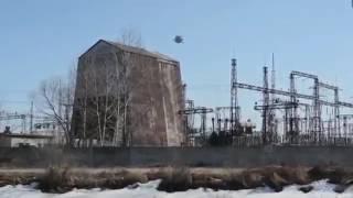 Видео с НЛО в Оренбуржье на границе с Казахстаном