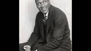 Paul Robeson: Sixteen Tons