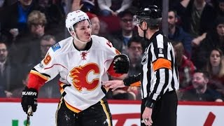 12 minutes of Matthew Tkachuk pissing people off as a rookie