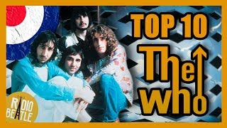 TOP 10 Canciones de THE WHO | Radio-Beatle