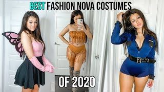 Must HAVE Fashion Nova HALLOWEEN COSTUMES OF 2020! | Try On Haul