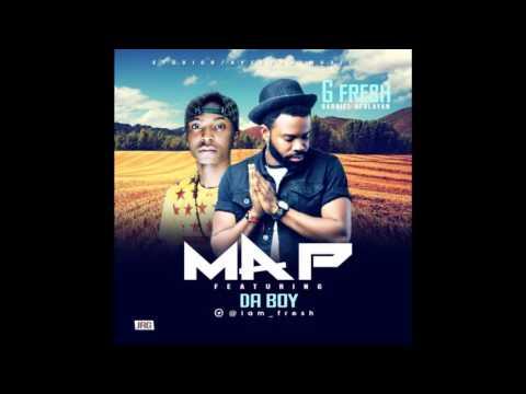 Gabriel Afolayan (G-Fresh) ft DaBoy - MAP