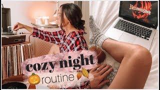 Fall Night Routine | Emelyne