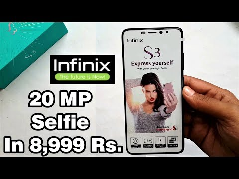 Infinix Hot S3 4GB RAM