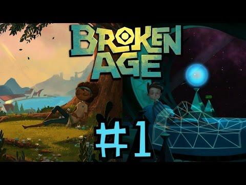 Прохождение Игры Broken Age - Судьбы В Печали #1