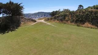 preview picture of video 'Nice Day Wellington City from Mount Victoria'