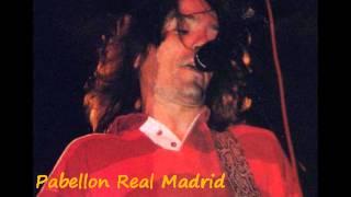Extremoduro - Lucha Contigo - Directo Pabellón Real Madrid 5/5/1995