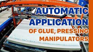 AUTOMATIC SANDWICH PANEL PRODUCTION
