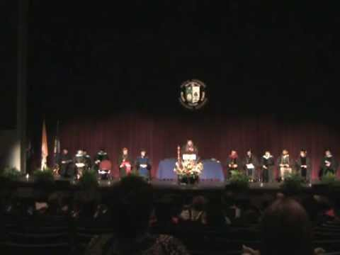 Brescia University Graduation 2013 Part 1