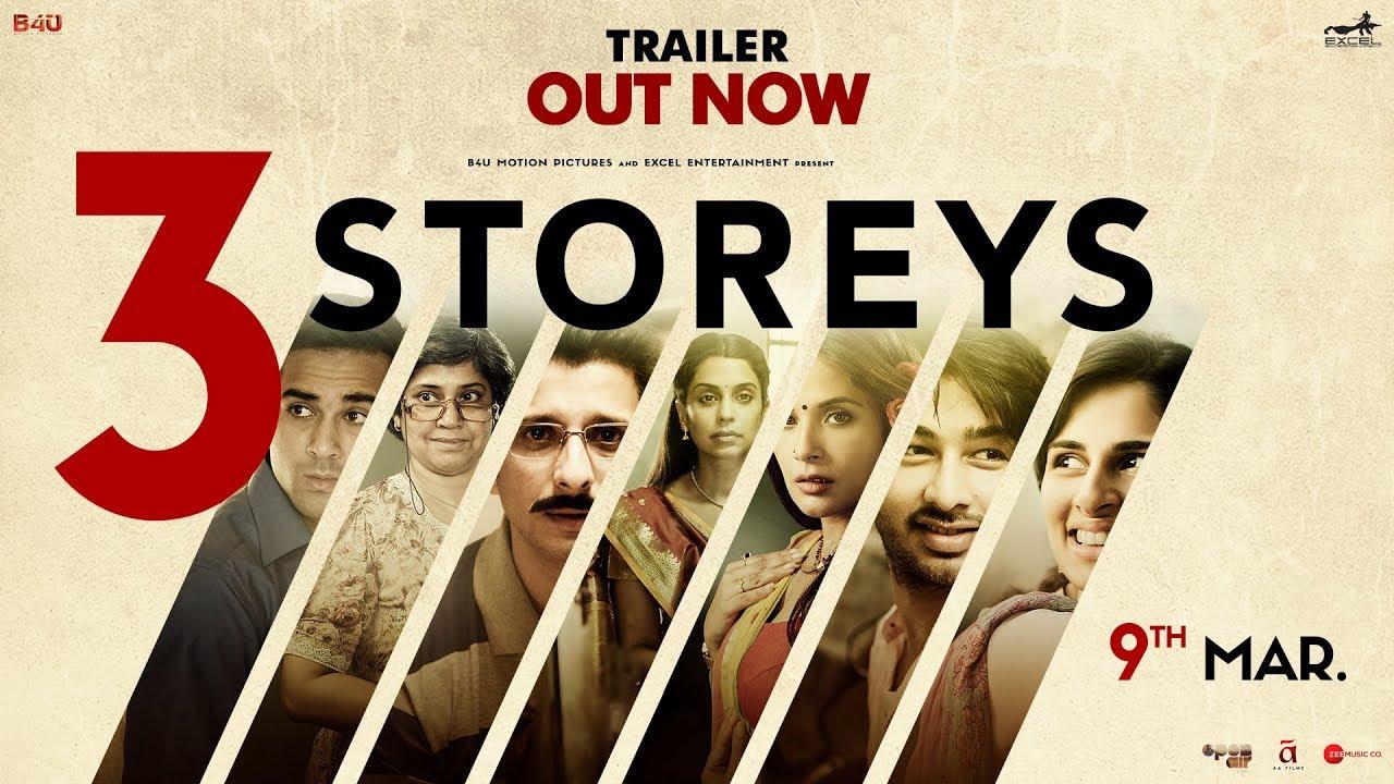 Renuka Shahane adds flavors to 3 Storeys trailer*