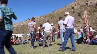 preview picture of video 'Şenlik alanında Oğul tutma merasimi(Hadim-Korualan/Ballıca)'