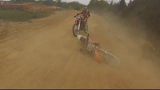preview picture of video 'Motocross Crash à Épinal'