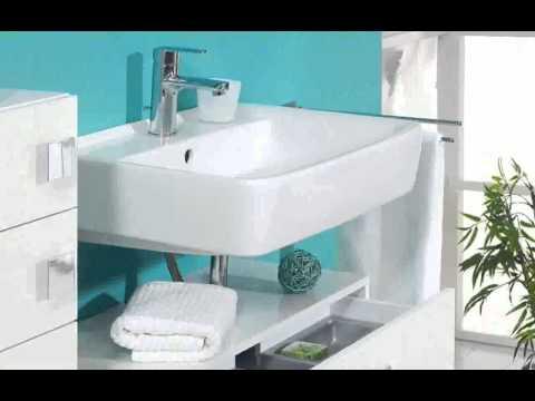 Waschbeckenunterschrank Stehend -  neue