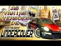 Todas As Vers es De Need For Speed Undercover curiosida