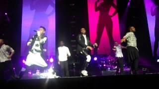JLS Goodbye Tour - Have Your Way - Brighton