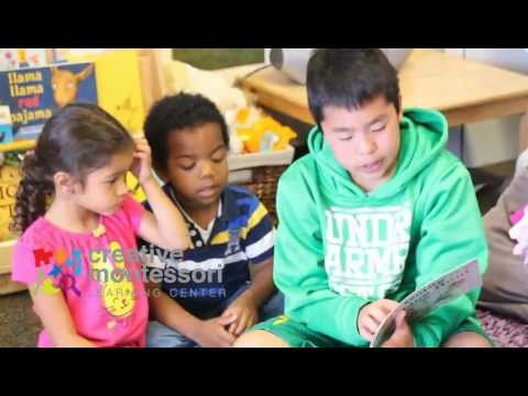 montessori preschool for 20 low income children