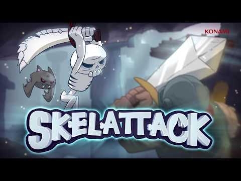 Trailer de gameplay de Skelattack