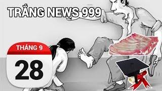 Con dâu bị đánh ở ngay nhà chồng, cha lên facebook cầu cứu | TRẮNG NEWS 999 | 28-09-2016