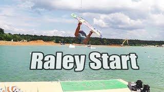 Raley Start   Wakeboard Tutorial [ENG]