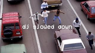 Drake - Money In The Grave ft. Rick Ross (slowed down)
