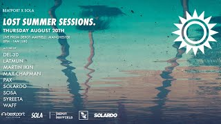 Max Chapman - Live @ Sola Lost Summer Sessions 2020