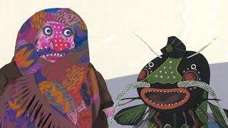 Ловись рыбка | мультфильм для детей | русский мультфильм | Caught A Fish | Stories For Kids