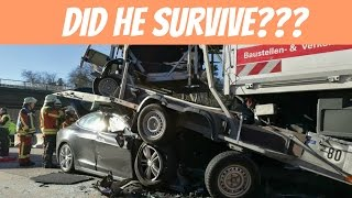 Incredible Tesla Accident Compilation   You Wont Believe People Survived This!!!