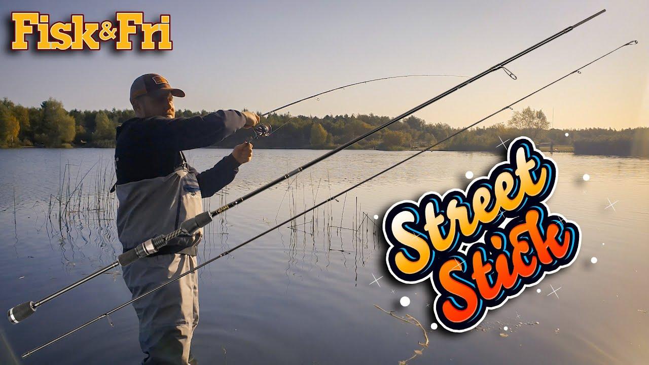 NY VIDEO: FISK & FRI TESTER WESTINS W3 STREETSTICKS