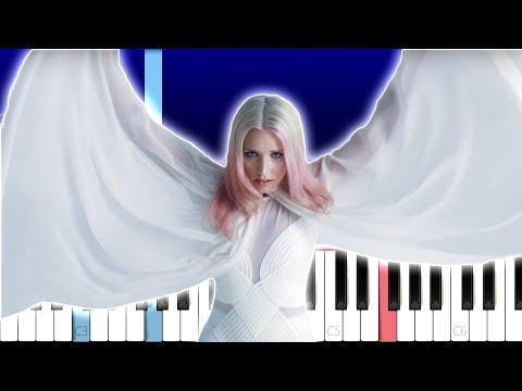 SHAED - Trampoline (Piano Tutorial)