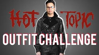 Hot Topic Haul (Outfit Challenge)