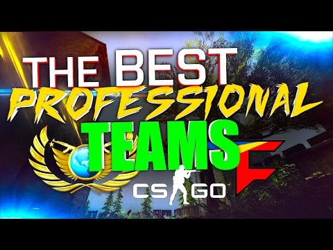 CS:GO | THE BEST PRO TEAMS! (HUGE FRAGMOVIE - Best Plays, Astralis, FaZe & old TSM) REUPLOAD