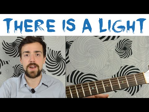 There Is A Light That Never Goes Out - The Smiths - Easy Guitar Tutorial