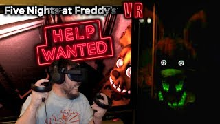 fnaf 3 vr all jumpscares - TH-Clip