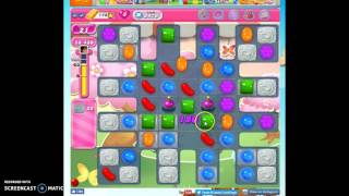 Candy Crush Level 2476 help w/audio tips, hints, tricks