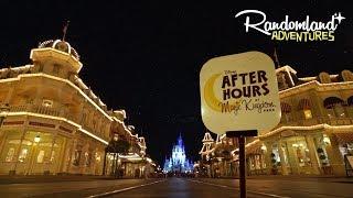 Walt Disney World After Hours - Three Parks after Dark!