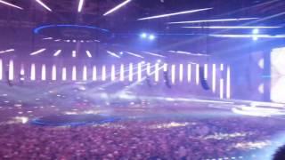 Armin van buuren #this is a test armin only 13/05/2017 amsterdam arena