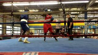 Deontay wilder (brother) vs derell watts