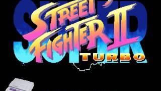 Super Street Fighter 2 Turbo- Balrog's Theme (SNES Remix)