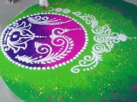 how to draw sanskar bharti rangoli for weddings by kshama bade